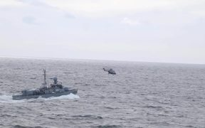 A Show of Force in the Baltic Sea