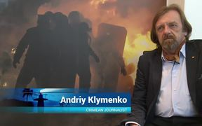 Escape from Crimea: the Journalist