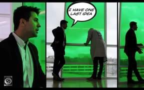 Navid Rasti - Tazmin Official Music Video