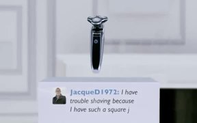 Philips Video: Square Jaw