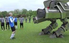 The Football Association: Respect the Technology