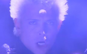 Billy Idol - Eyes Without A Face Music Video