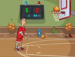 Basketball Exam Game - Play online at Y8.com