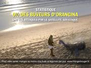Orangina Commercial: Satellite