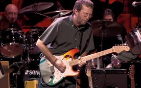 Eric Clapton - While My Guitar Gently Weeps
