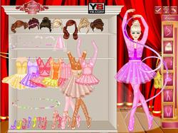 Miss Ballerina Dress Up Game Play Online At Y8 Com