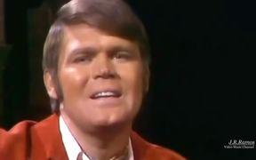 Glen Campbell - Wichita Lineman Music Video
