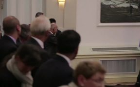 NATO Secretary General tours Afghanistan