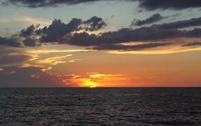 Amazing Sunset Time Lapse