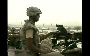 Leading Her Troops Through Helmand