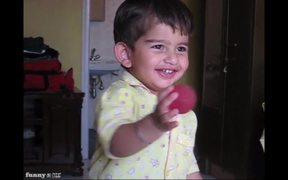 Rehaan laughing baby