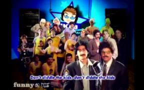 "Don't Diddle The Kids-""Kiki B Show""(Sketch Comedy)"