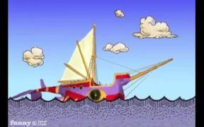 Ahoy Captain Sid