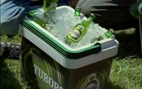 Tuborg Commercial: Beach Party