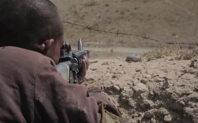 Afghan Army learns from the Battlefield