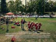 Visa NFL: Fantasy Football with Jim Harbaugh