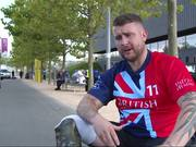 Wounded Warriors Battle at the Invictus Games