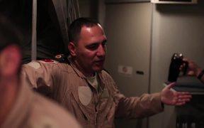 Last AWACS return home from Afghanistan