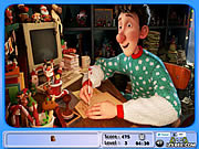 Arthur Christmas Hidden Objects