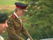 NATO Wales Summit  Osprey Landing