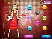 Disco Girl Dress Up Game