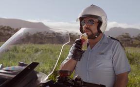 Liqui-Fruit Park Campaign: Traffic Cop