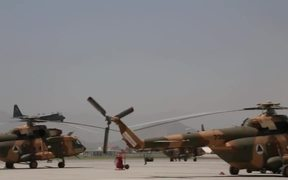 Afghan air force builds Strength and Experience