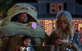 Verizon Commercial: Star Wars Halloween