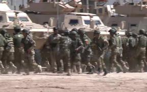 An Afghan Show of Force