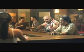 Polident Commercial: Bar