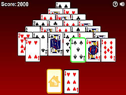 free online pyramid solitaire games to play