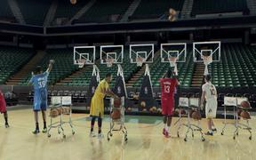 NBA Commercial: Jingle Hoops