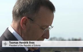 US sends Paratroopers to Estonia