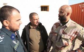 Norwegian Army Train Afghan Medics