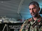 Saving Afghan Soldiers' Lives