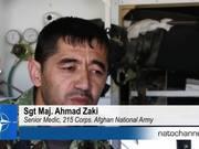 Saving Afghan Soldiers' Lives