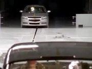Insurance Institute for Highway Safety Car Crash