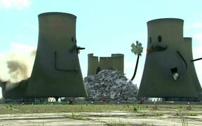 Ecotricity Commercial: Dump the Big Six