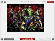 Marvel – Capcom 3 Jigsaw