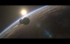 Framestore Commercial: Gravity Christmas in Space