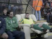 Paddy Power Video: Lazy Millionaire Players