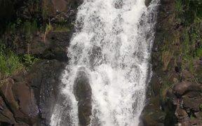 Waterfall in Slow-motion