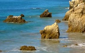 Malibu California Beach
