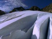 Aerial View of Mountain Peaks