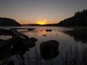 Sunrise Over Bjorkasjo