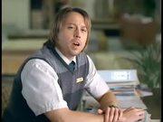 Stimorol Air Rush Commercial: New guy