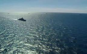 NATO Tests navies' crisis response