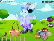 Easter Rabbit Dressup