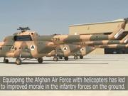 Afghan Air Force Takes Off