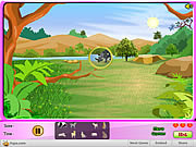 Safari Animals Search